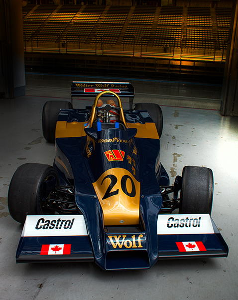wolf ford f1